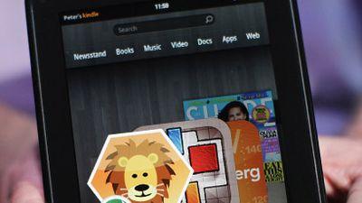 Amazon lança moedas virtuais para os usuários do Kindle Fire