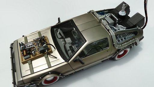 Desejo do dia: HD em formato de DeLorean