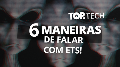 6 tecnologias para conversarmos com os ETs [Top Tech]