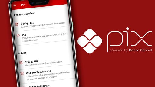 Como usar o Pix no banco Santander