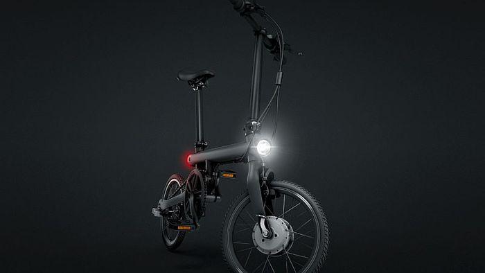 Xiaomi lança sua primeira bicicleta elétrica inteligente