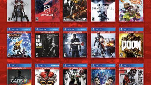 Jogos com selo PlayStation Hits ficam mais caros no Brasil