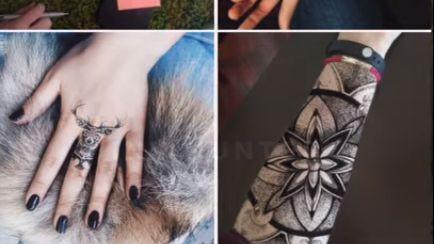 Nova Tinta Permite Que Tatuagens Durem Apenas 1 Ano