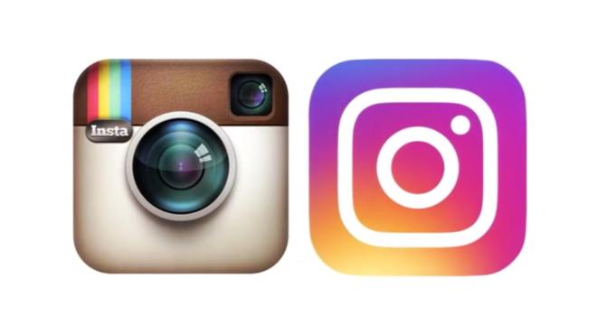 Instagram novo logo