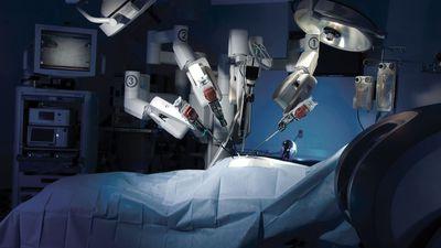 Robôs cirurgiões iniciam guerra de mercado