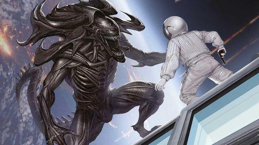 HQ finalmente confirma o que o filme Prometheus indicava sobre os Aliens