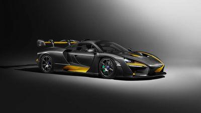 McLaren divulga nova versão especial da linha de automóveis Senna