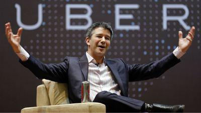 Conselho da Uber quer reduzir poder de ex-CEO da empresa