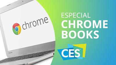 Chromebooks: eles estão ganhando cada vez mais espaço no mercado [Especial | Hands-on | CES 2014]