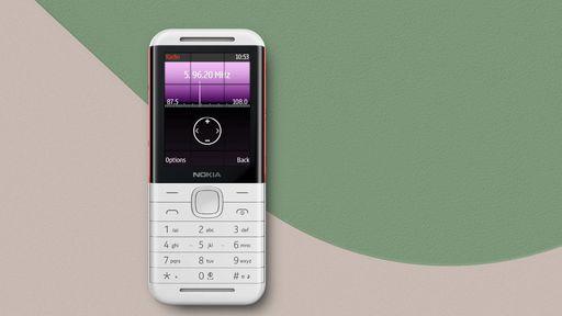 Nokia 5310: nova versão do clássico está em pré-venda na China por R$ 295
