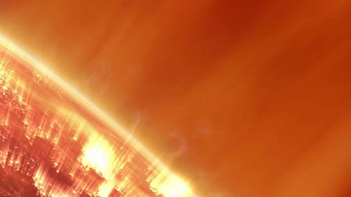 NASA divulga descobertas feitas por sonda que está pertinho do Sol