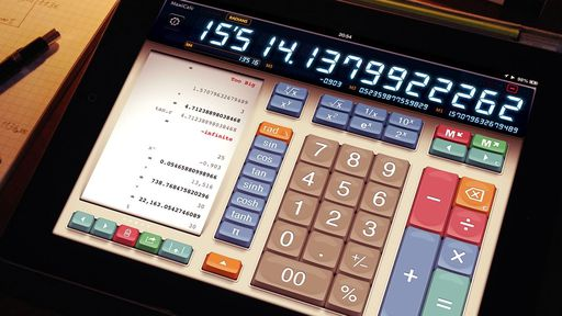 Os 10 melhores apps de calculadoras para tablets e smartphones
