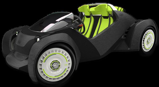 carro impressora 3D