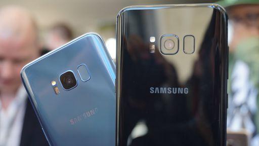 Samsung confirma que Galaxy S8 e Note 8 não receberão Android 10