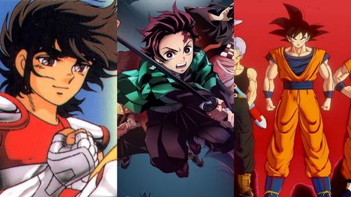 As 10 melhores músicas de animes de todos os tempos