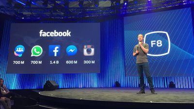 Evento F8, do Facebook, vai acontecer em três cidades brasileiras; inscreva-se!