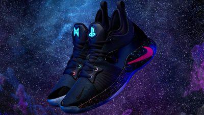 Nike se une à Sony e a jogador da NBA e anuncia tênis do PlayStation 4