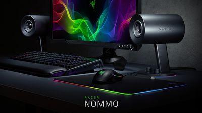 Razer lança caixas de som Nommo e Nommo Chroma no Brasil