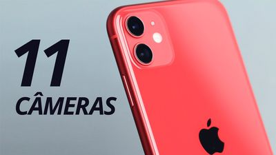 O que as câmeras do iPhone 11 Pro têm de especial?