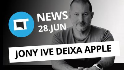 Designer do iPhone deixa a Apple [CT News]