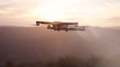 Drone Mistyc oferece voos mais simplificados com recursos avançados de IA