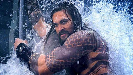Jason Momoa revela que terá novo visual em Aquaman 2