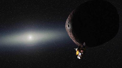 NASA   New Horizons quebra recorde e tira foto mais distante a partir da Terra