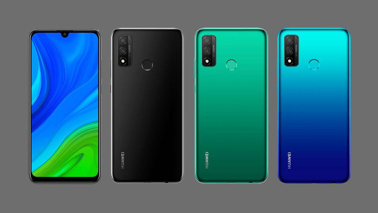 Huawei P Smart 2020 é revelado na íntegra em loja online antes do ...