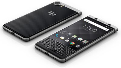 BlackBerry atrasa em um mês o lançamento do KEYone