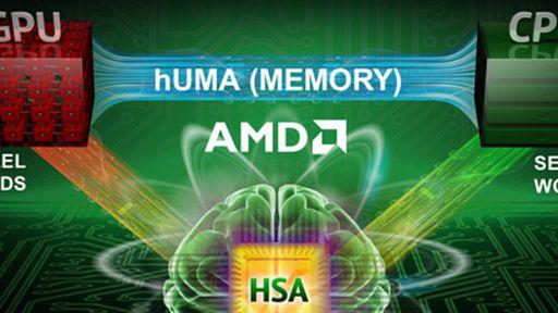 AMD introduz o conceito de Heterogeneous Uniform Memory Access