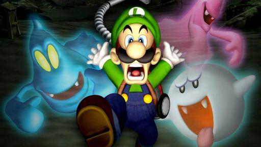 Luigi's Mansion 3 chega para o Switch em outubro