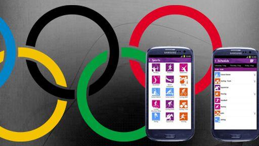 Olimpíadas 2012: aplicativos móveis te ajudam a acompanhar as competições