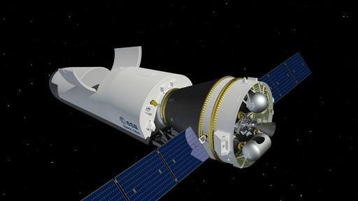 Agência espacial europeia desenvolve nave reutilizável chamada Space Rider