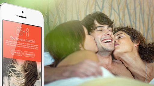 Conheça o 3nder, app que te ajudará a encontrar parceiros para ménage à trois