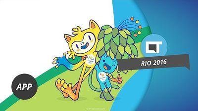 Fique por dentro dos jogos olímpicos com Rio 2016 - #DicaDeApp