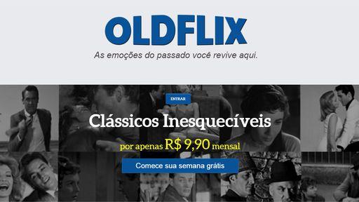 """Conheça a Oldflix, uma espécie de """"Netflix dos clássicos"""""""