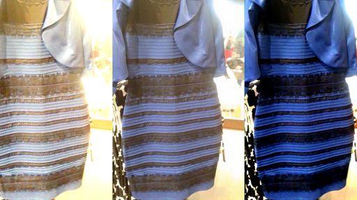 Branco ou azul? Entenda o caso do vestido que está dividindo a internet