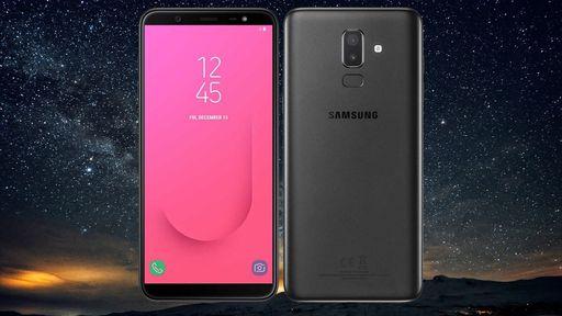 Samsung adiciona função de brilho automático ao Galaxy J8
