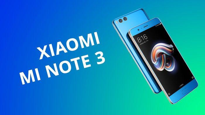 Xiaomi Mi Note 3 [Análise / Review] - Vídeos - Canaltech