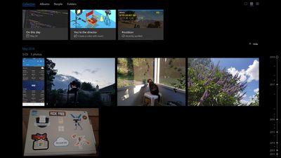 Windows libera ferramenta de timeline de fotos para todos usuários