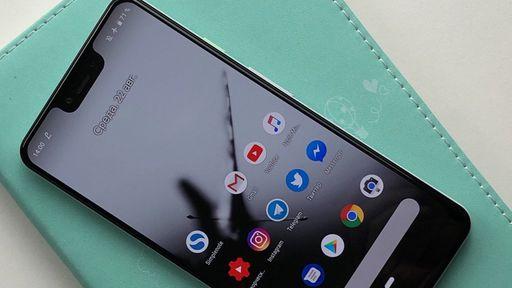 Google Pixel 3 XL | Capinha do Pixel 2 XL não servirá no novo smartphone