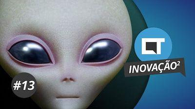 Inovação²: evidências de vida em outros planetas?