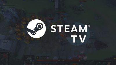 Steam TV, serviço de streaming da Valve, é oficialmente lançado