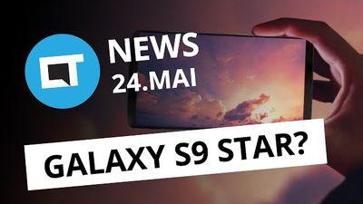 Rumores sobre o Galaxy S9; Legenda de filmes hackeadas e + [CT News]