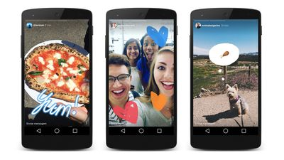 Instagram imita Snapchat e lança recurso que apaga conteúdo em 24h