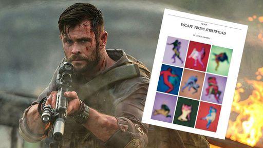 Chris Hemsworth está de volta à Netflix para mais um blockbuster: Spiderhead