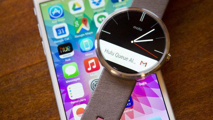 90e9d87d0e6 Tutorial  como parear um Android Wear com seu iPhone - Smartwatch
