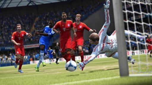 Eletronic Arts investe em proteção reforçada para evitar pirataria de FIFA 13