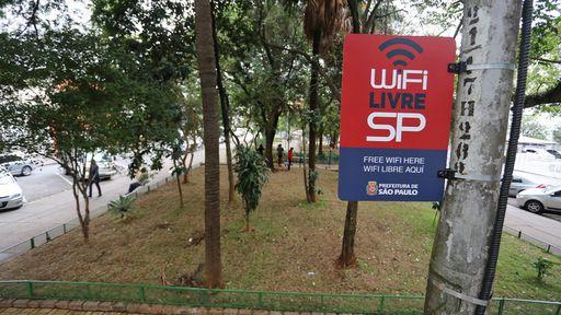 Programa Wi-Fi Livre será expandido para 621 pontos em São Paulo