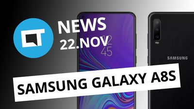 Apple pode trazer iPhone X de volta; Design do Samsung Galaxy A8s e + [CT News]